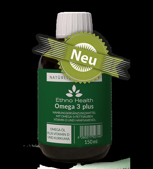Omega 3 Plus - extrem hochwertig
